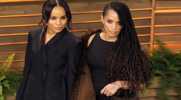 28 Pictures that Prove Zoë Kravitz had no Choice but to be Ridiculously Good Looking
