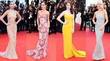 Cannes Film Festival 2016 Best Red Carpet looks