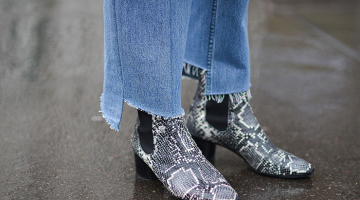 How to Wear Chelsea Boots with Everything this Fall