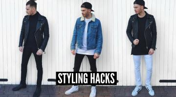Mens Fashion Hacks & Tips for Fall 2016