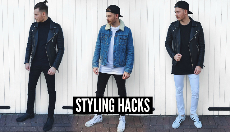 Mens Fashion Hacks Tips For Fall 2016 Fashion Style