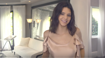 73 Questions with Celebrity Fashion Model Kendall Jenner from Vogue