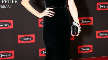 Nicole Kidman proves that the New Little Black Dress is anything but Basic