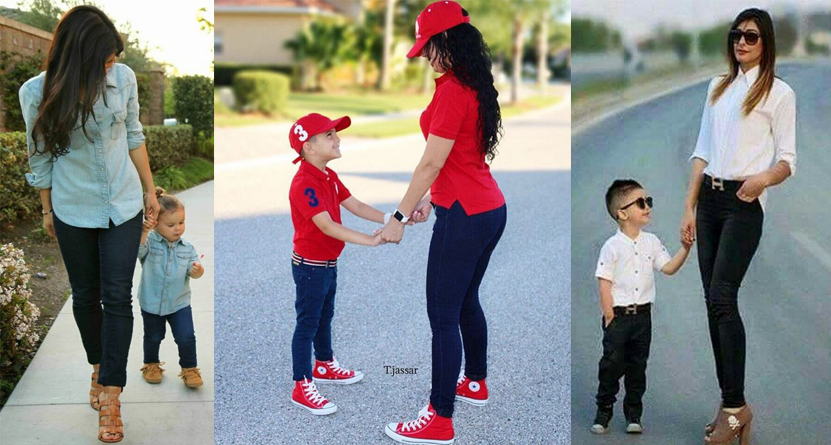 Mother And Son Matching Outfits 99 Best Photo Inspired